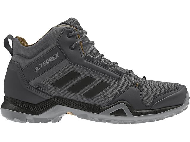320e3a20e adidas TERREX AX3 Mid GTX Shoes Men grey five/core black/mesa at ...
